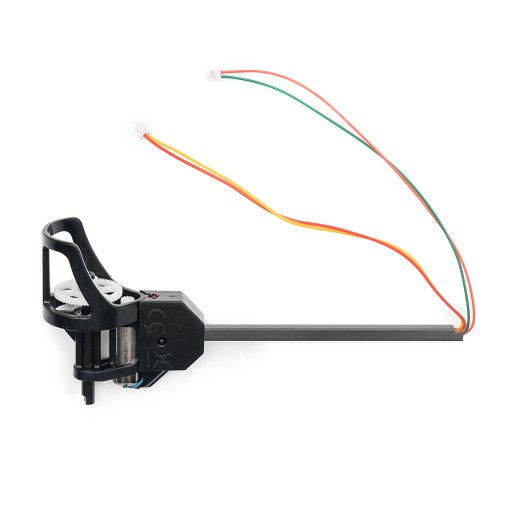 Red LED with Arm for Clockwise Motor